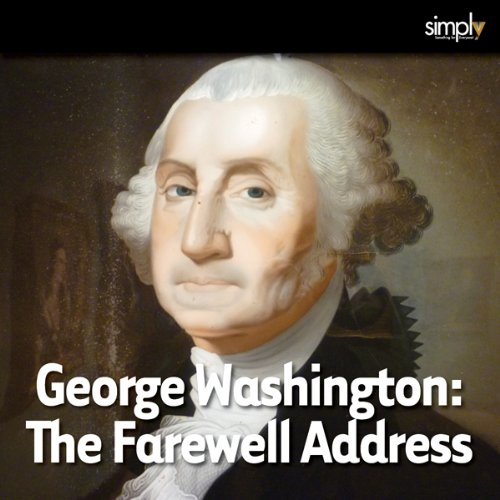 George Washington: Farewell Address cover art