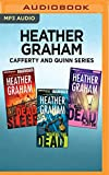 Heather Graham Cafferty and Quinn Series: Let the Dead Sleep, Waking the Dead, The Dead Play On