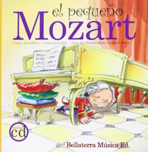 Pequeño Mozart, El (Los grandes compositores y los niños
