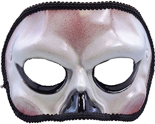 Skull Style, Glasses Frame Mask, Halloween Fancy Dress, Accessory