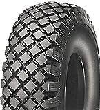 BITS4REASONS Neumáticos Deli S-310 Diamond Pattern con tubo interior para carretillas, carretillas,...