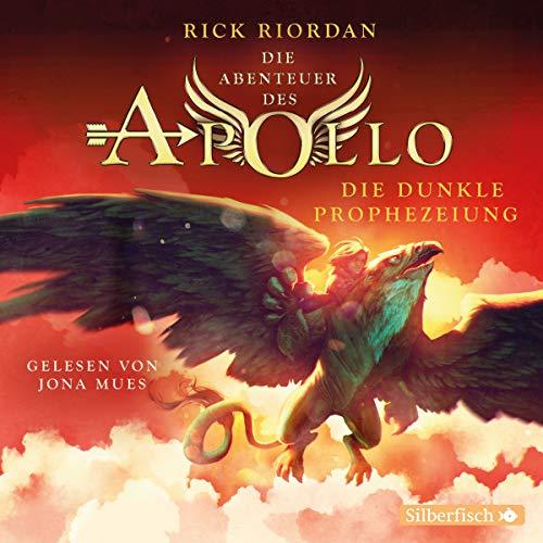 Die dunkle Prophezeiung audiobook cover art