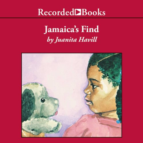Jamaica's Find  audiobook cover art