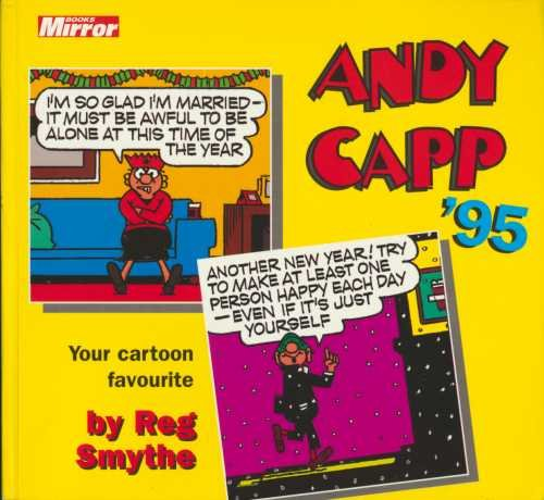 World of Andy Capp 1995: Your Cartoon Favourite