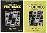 Fundamentals of Photonics: 2 Volume Set (Wiley Series in Pure and Applied Optics)