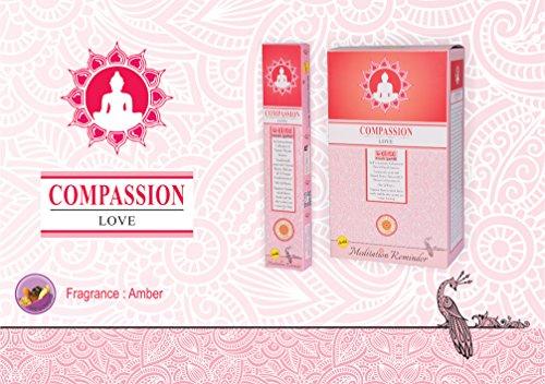 Sree Vani Incienso Compasión Amor (Compassion Love)