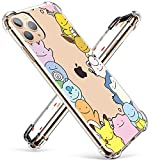 Coralogo for iPhone 11 TPU Case, 3D Animal Cute Cartoon Funny Design Unique Character Protective Kawaii Fashion Fun Cool Stylish Cover Kits Skin Teens Kids Girls Boys Cases for iPhone 11 6.1' (Elf