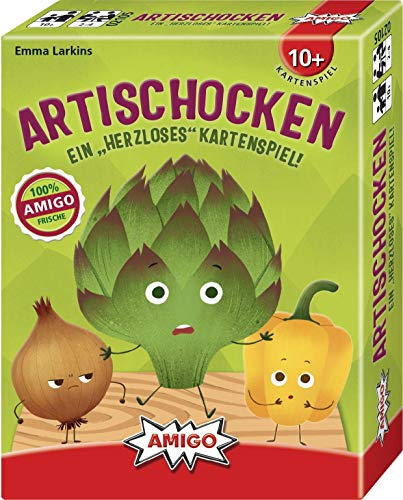 Amigo Spiel + Freizeit 02105 Artischocken Kartenspiel