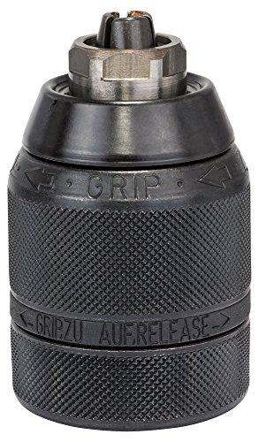 Bosch Professional Schnellspannbohrfutter (2 Hülsen, Spannbereich 1,5 - 13 mm, Aufnahme 1/2