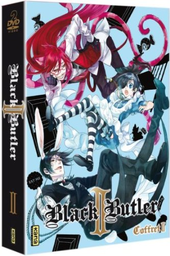 Black Butler II-Coffret 2