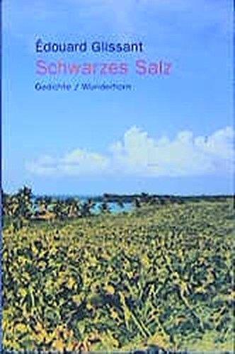 Schwarzes Salz: Gedichte. Dt. /Franz.