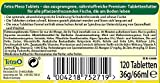 Tetra Pleco Tablets, Grünfutter-Tabletten mit einem hohen Anteil an Spirulina-Algen - 2