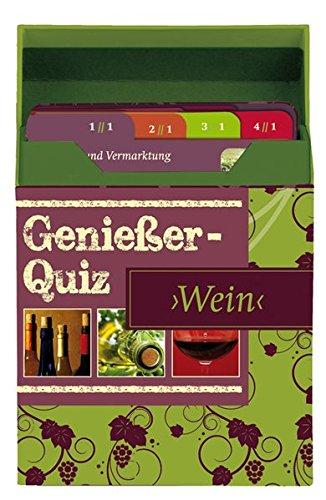Genießer-Quiz Wein