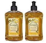 Best Liquid Body Soaps - A La Maison Honeysuckle Liquid Hand and Body Review