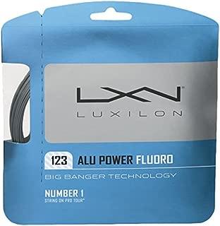 Luxilon Big Banger Alu Power Fluoro