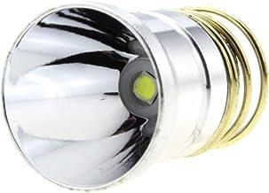 BESTSUN Hot Newest CREE 26.5mm XPL V6 LED 1300 Lumens 3.6V - 9V Single 1-Mode P60 Design Drop-in Module Flashlight Replace...