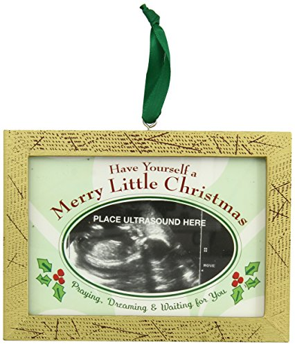 The Grandparent Gift Co. Ultrasound Christmas Ornament