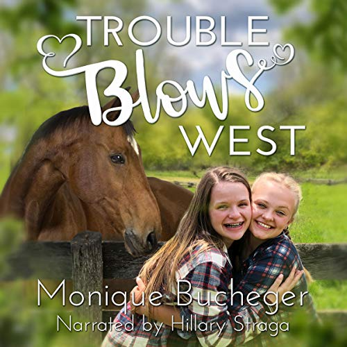 Trouble Blows West  By  cover art