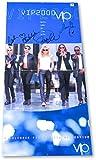 V.I.P. Cast Signed Calendar Pamela Anderson/Culver/Raitano/Lail/Baker GV862531