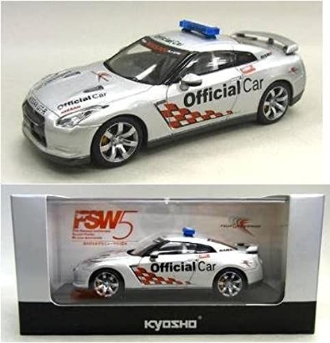 (Kyosho Original) (1 43) Nissan GT-R (R35) Official Car Fuji Speedway FSW5 (K03741FSW) KYOSHO101228