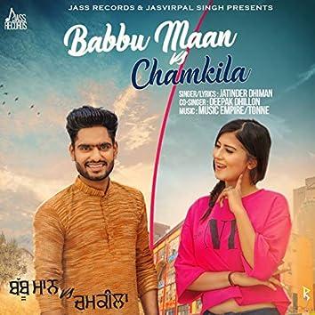 Babbu Maan vs. Chamkila
