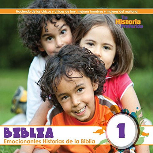 Biblia Album 1 (Texto Completo) audiobook cover art