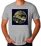 YoBrand Scientist Rubba Dub Artwork Camiseta para Hombres Small