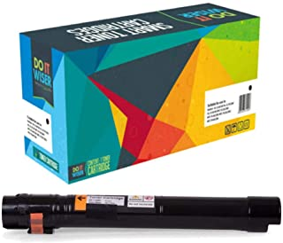 Do it Wiser Compatible Toner Cartridge Replacement for Dell 7130cdn 7130 | 330-6135 (Black, High Yield)
