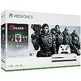 Xbox One S 1TB (Gears 5、Gears of War 1,2,3,4 ダウンロード版 同梱)