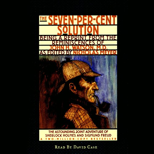 The Seven-Per-Cent Solution audiobook cover art