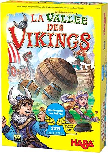 HABA El Valle de los Vikings, Kinderspiel Des Jahres 2019