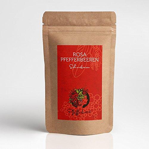 Pfefferbraut Rosa Pfefferbeeren Schinusbeeren 65 g - fein würzig mild und fruchtig