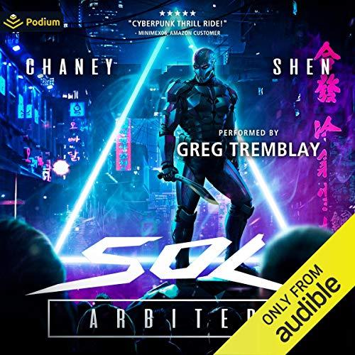 Sol Arbiter audiobook cover art