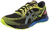 Asics Gel-Nimbus 21 SP, Zapatillas de Running Hombre, Negro (Black/Safety Yellow 001), 44 EU