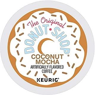 The Original Donut Shop Keurig Single-Serve K-Cup Pods, Medium Roast Coffee, (72 Count)