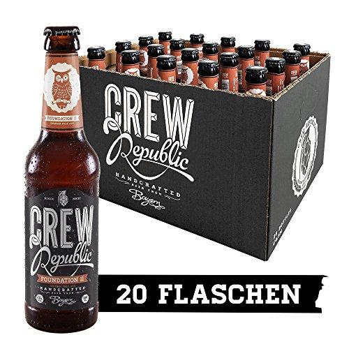 CREW Republic Craft Beer Foundation 11, German Pale Ale (20 x 0,33 l)