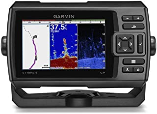 Garmin SONDA GPS Striker Plus 5CV GPS Integrado MAPAS Quickdraw Contours SONDA Chirp CLEARVÜ