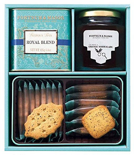 フォートナム アンド メイソン FORTNUM AND MASON 紅茶 ティー 焼菓子 ジャム 詰合せ
