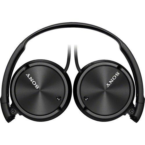 Sony Hochwertige, leichte Stereo-Kopfhörer mit Geräuschunterdrückung.