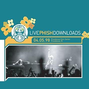 LivePhish 04/05/98