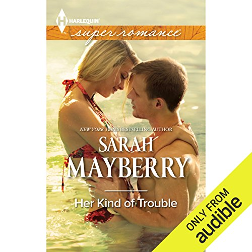 Her Kind of Trouble audiobook cover art