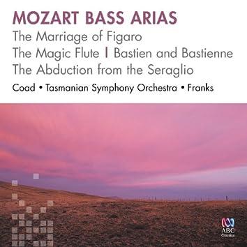 Mozart Bass Arias
