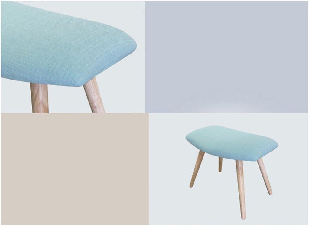 AJZGF Chaise de sofa nordique, tabouret de squat, tabouret, changement de chaussure, bas tabouret - petit tabouret (Color : A) B