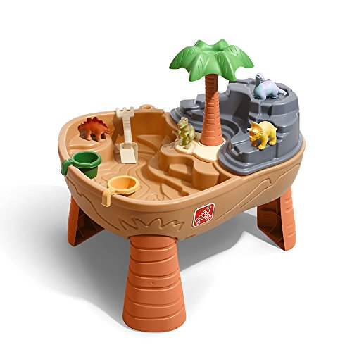 STEP 2 874500 Dino Dig Sand & Water Sand en Water Table, braun