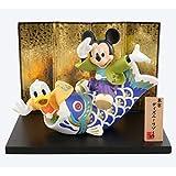 【東京ディズニーリゾート限定】 ミッキーとドナルドダックのこいのぼり五月人形