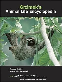 Grzimeks Animal Life Encyclopedia: Volume 13, Mammals 2