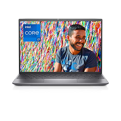 Dell Inspiron 13 5310, 13.3 inch QHD (Quad High Definition) Laptop - Thin and Light Intel Core i7-11370H, 16GB DDR4 RAM, 512GB SSD, NVIDIA GeForce MX450, Dell Services - Windows 10 Home (Latest Model)