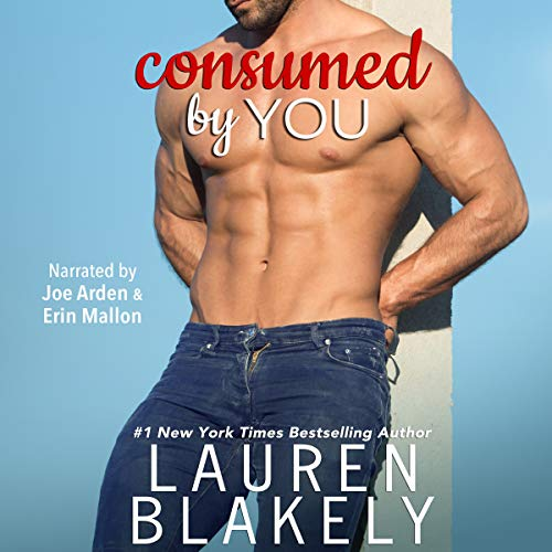 Consumed by You audiobook cover art
