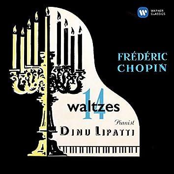 Chopin: 14 Waltzes & Barcarolle, Op. 60