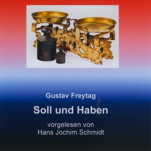 Soll und Haben audiobook cover art